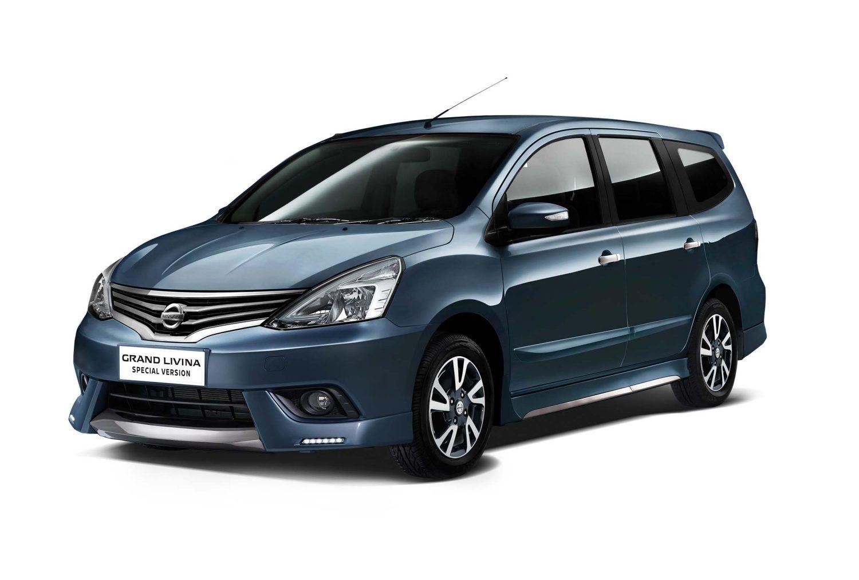 Nissan Livina Baru, Lebih Mahal dari Mitsubishi Xpander?