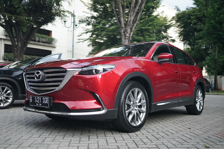 Jajal Kabin 'Si Bongsor' All New Mazda CX-9