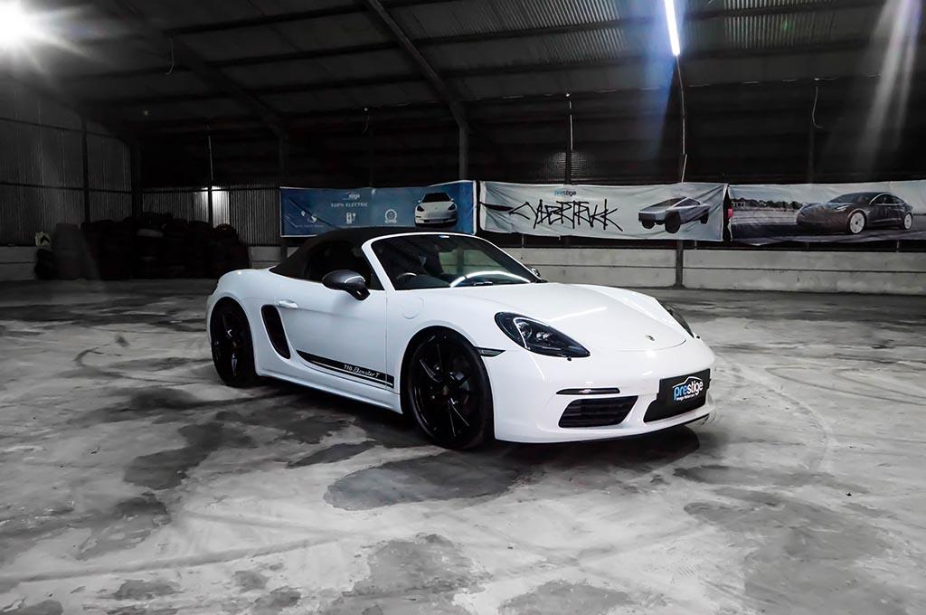 Prestige Boyong 2 Model Porsche Baru, Pertama & Satu-Satunya