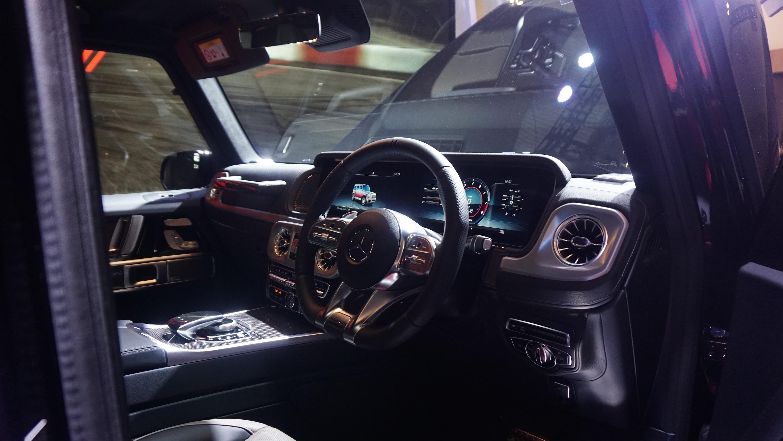 Mercedes-AMG G 63 Bintang di GIIAS 2019