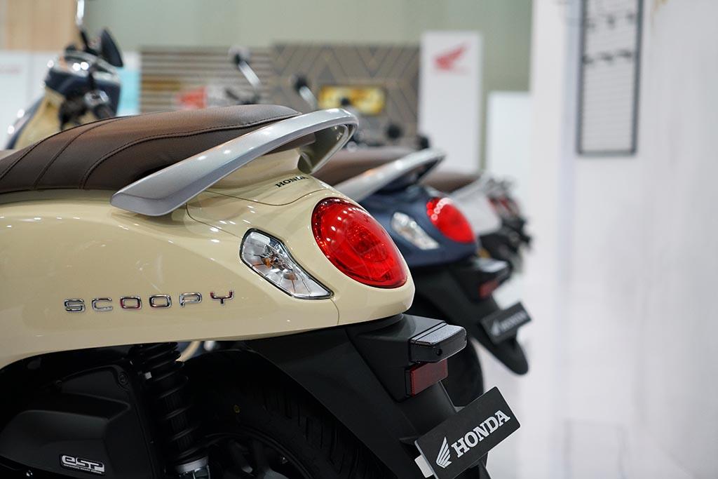 All New Honda Scoopy Meluncur, Banyak Fitur Baru