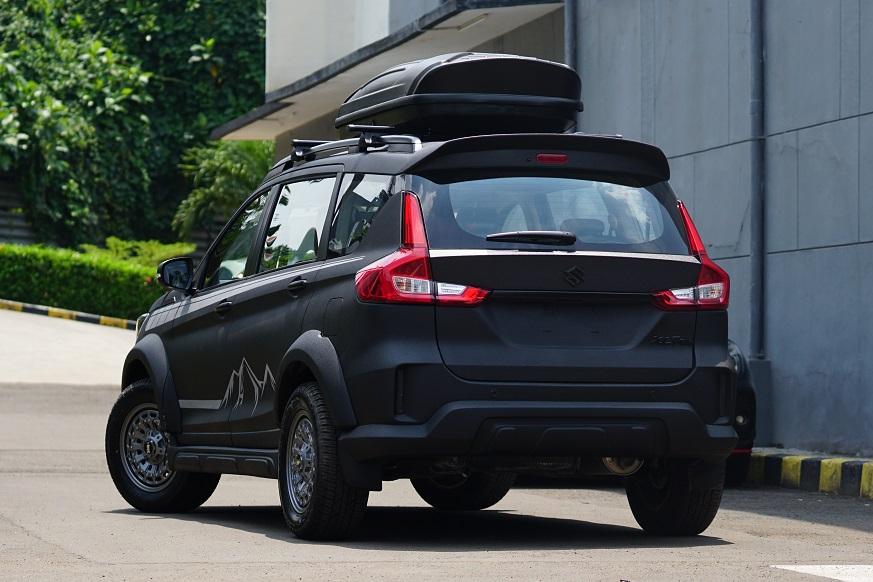 Suzuki XL7 Adventure, Lebih Gagah Serba Hitam
