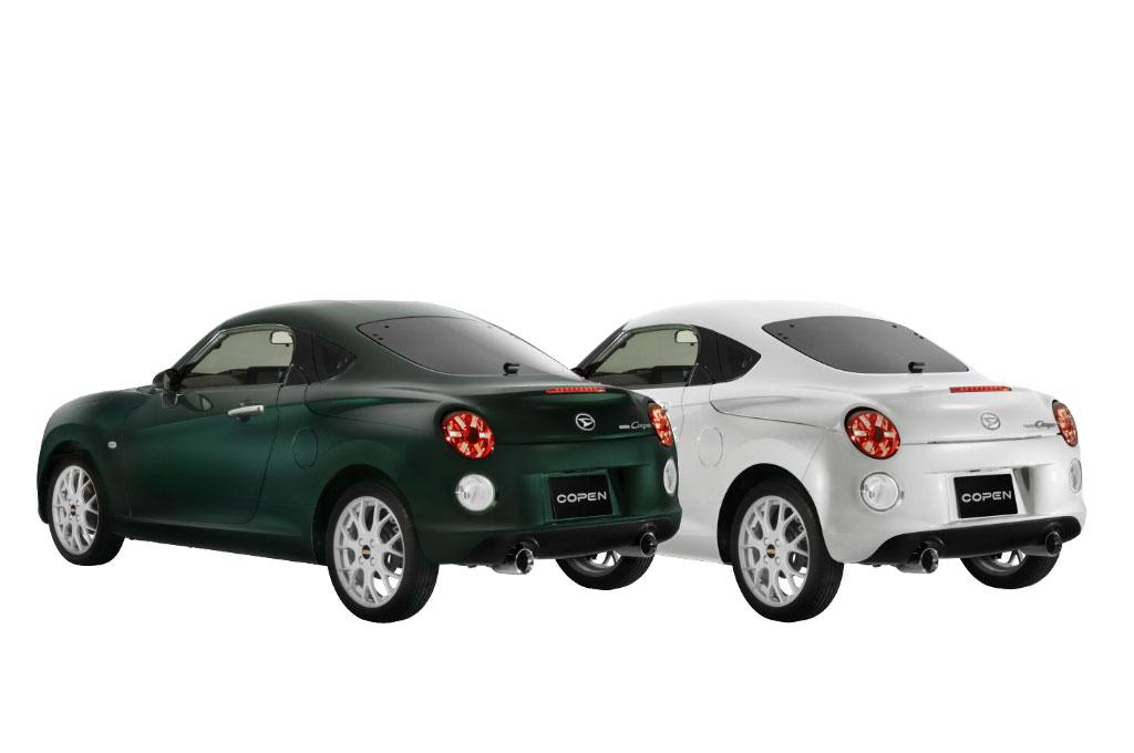 Hanya 200 Unit, Sekeren Apakah Daihatsu Copen Coupe untuk Dimiliki?