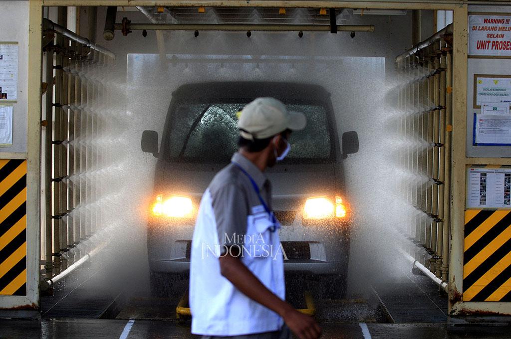 Kualitas Tinggi, Wajib untuk Ekspor Mobil ke Jepang