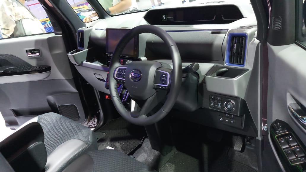 New Daihatsu Tanto Usung Sasis DNGA