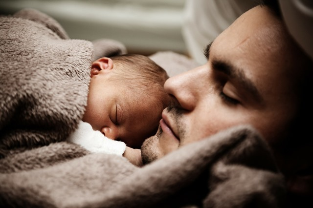 Penelitian: Depresi Ayah Baru Dapat Menular ke Anak Perempuan