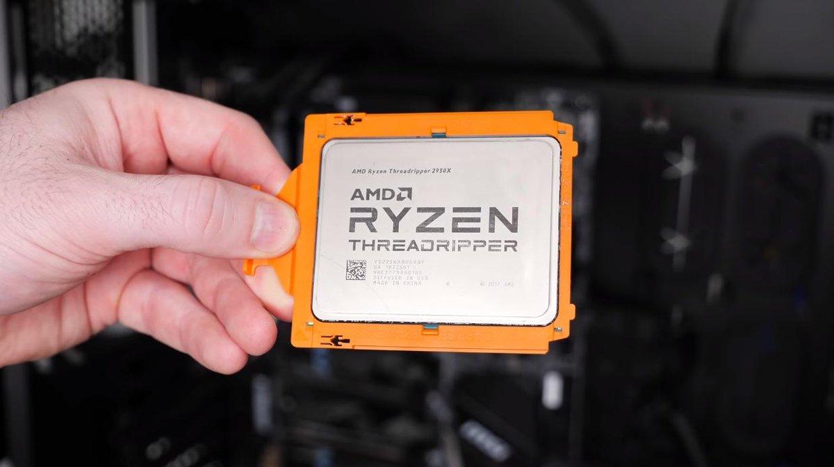 Ryzen Threadriper 2950X, Konsisten Berikan Performa Super