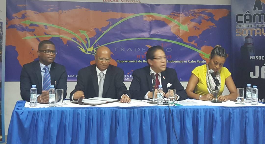 Indonesia Buka Pintu Peluang Kerja Sama dengan Cabo Verde