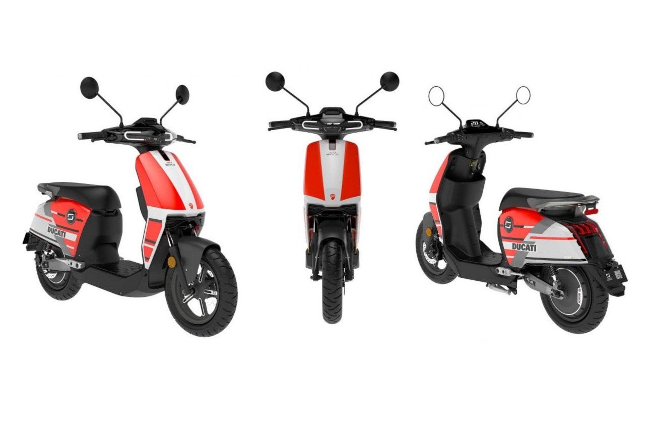 Ducati Rilis Skuter Listrik 'Letoy'