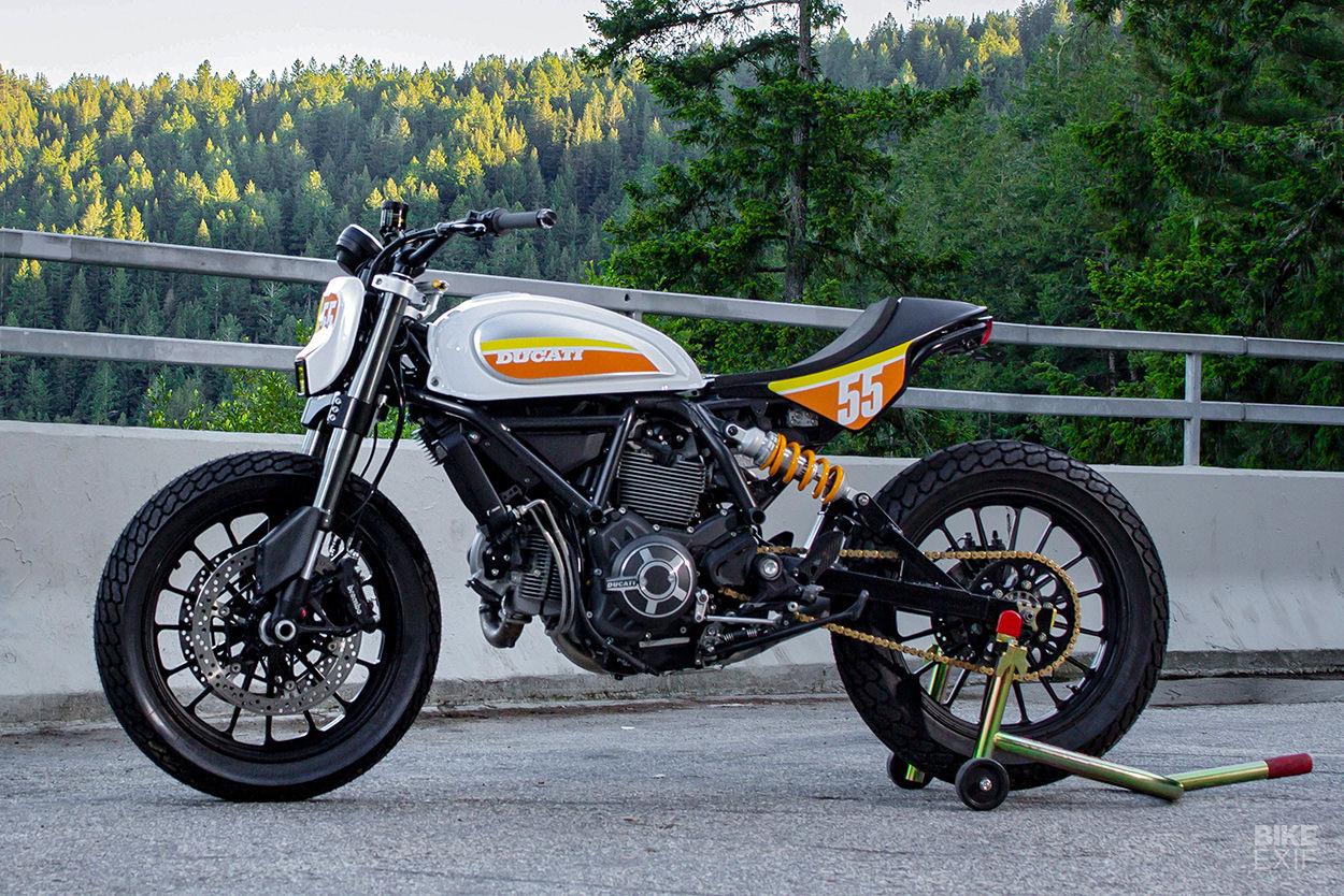 Zero Garap Ducati Scrambler?