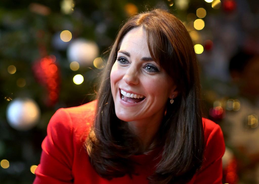 Tradisi Potong Rambut Kate Middleton Ketika Hamil