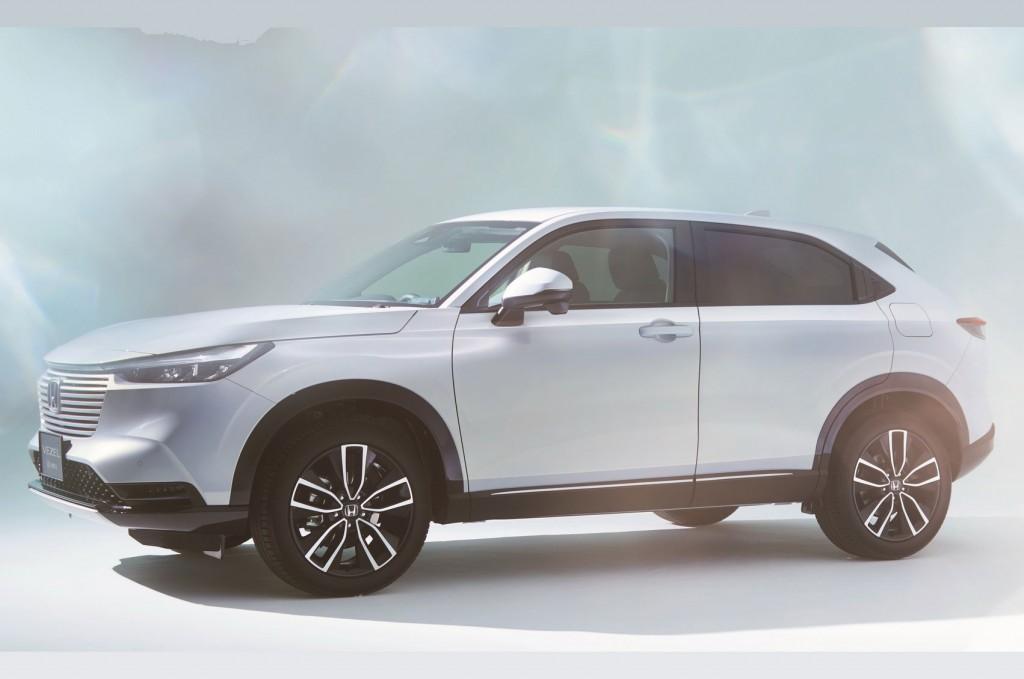 Honda Daftarkan Desain All New HR-V, Siap Masuk Indonesia?
