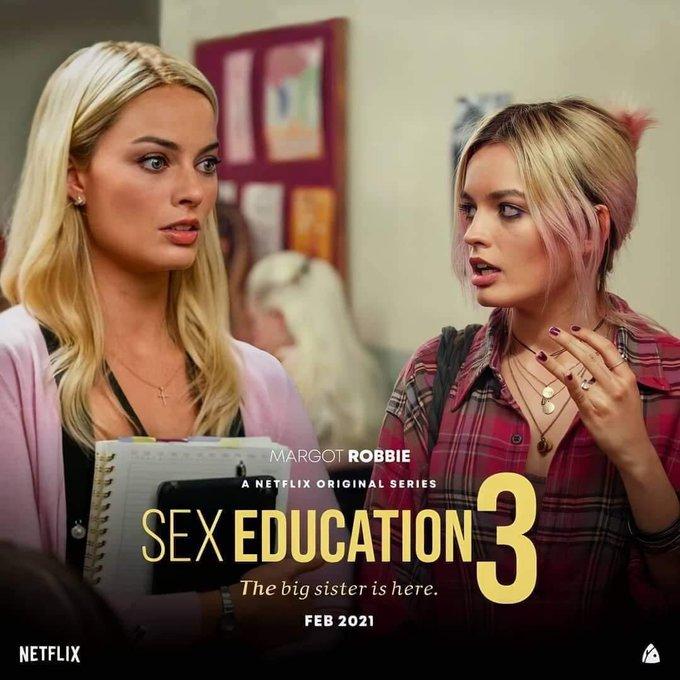 Benarkah Margot Robbie Bakal Terlibat Sex Education 3?