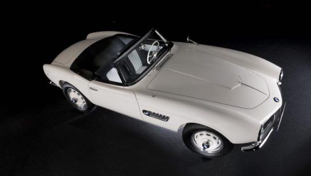 Puluhan Tahun Hilang, BMW Elvis Presley Ditemukan