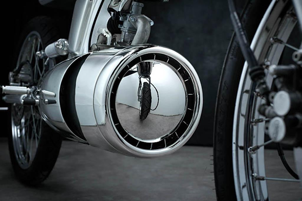 Intip Motor Masa Depan Klasik Era 50-an