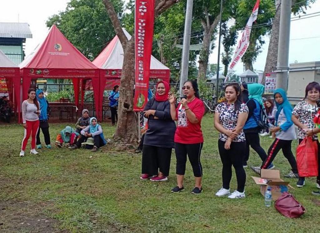 Caleg Perempuan PDIP Suarakan Soal Lingkungan
