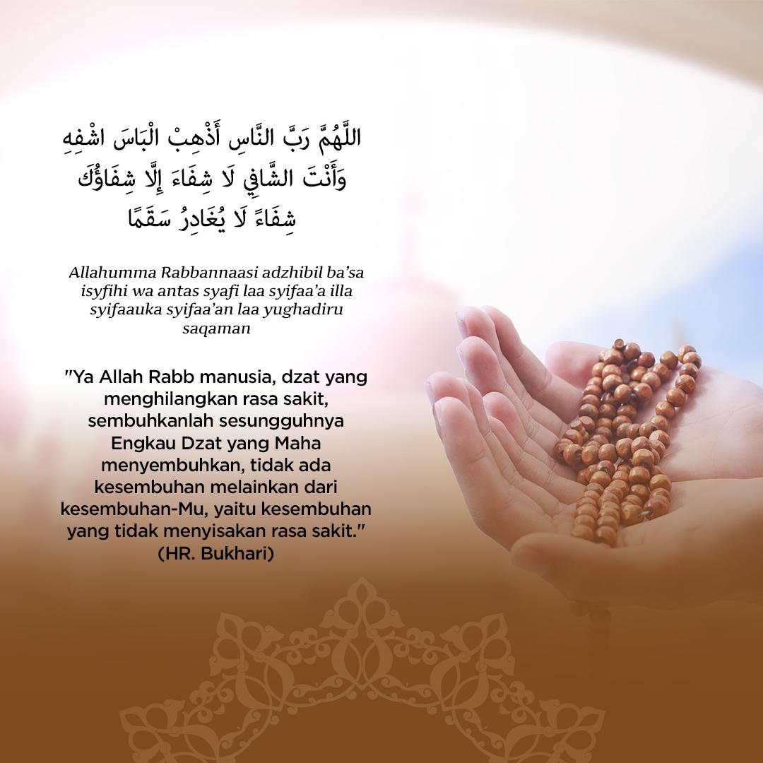 Doa Doa Nabi Muhammad Untuk Kesembuhan Orang Sakit Medcom Id