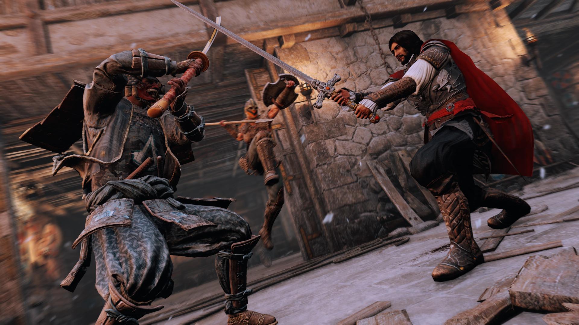 Assassin's Creed Hadir di For Honor
