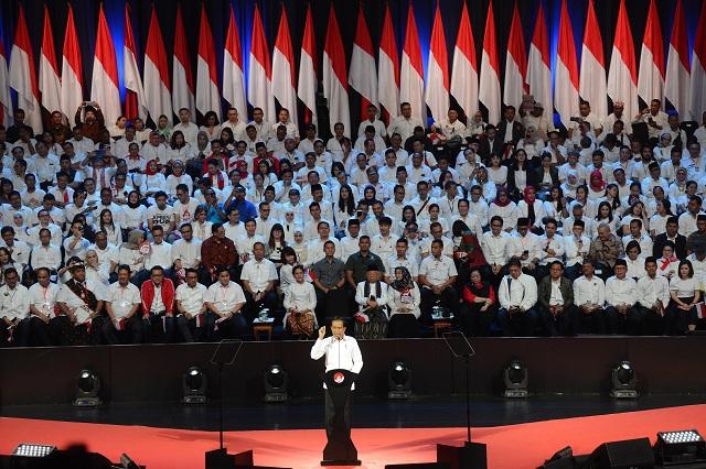 Pidato Jokowi dan Politik Era #MO