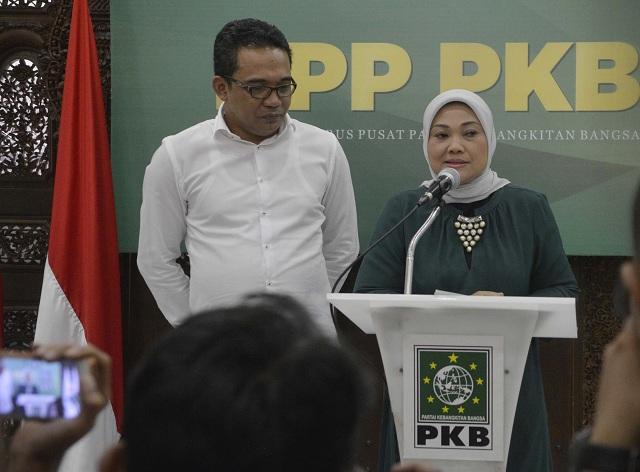 Lukman Edy Terpental, Anak Ma'ruf Amien jadi Pengurus DPP PKB