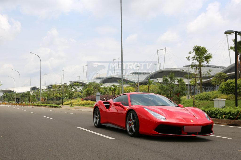 Ferrari V8, Didaulat jadi Mesin Terbaik ala IEOTY