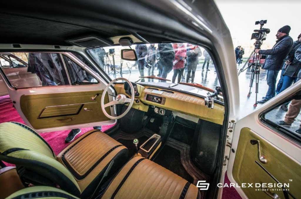 Cita Rasa Tom Hank 'Nemplok' Fiat 126p 1972 Antik