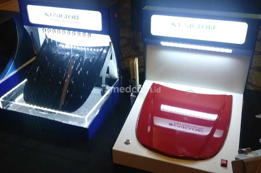 CPF1-Black Security & Uniglobe Paint Protection, Inovasi Bikin Kabin Mobil Adem
