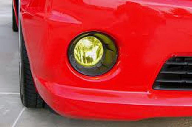 Trik Hemat Bikin <i>Fog Lamp</i> Mobil Berwarna Kuning