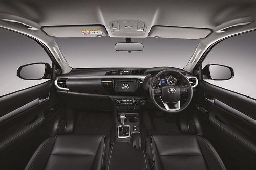 Dukung Roda Perekonomian dari New Toyota Hilux