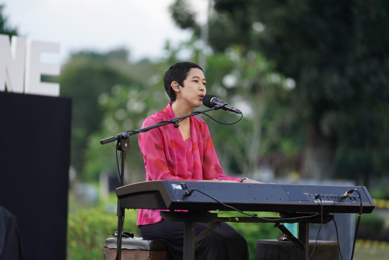 Prambanan Jazz Online Disaksikan 20 Ribu Penonton