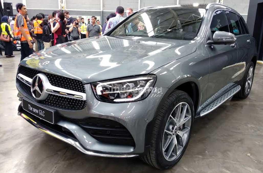 New GLC dan New GLE Asal Wanaherang Meriahkan Persaingan SUV Premium