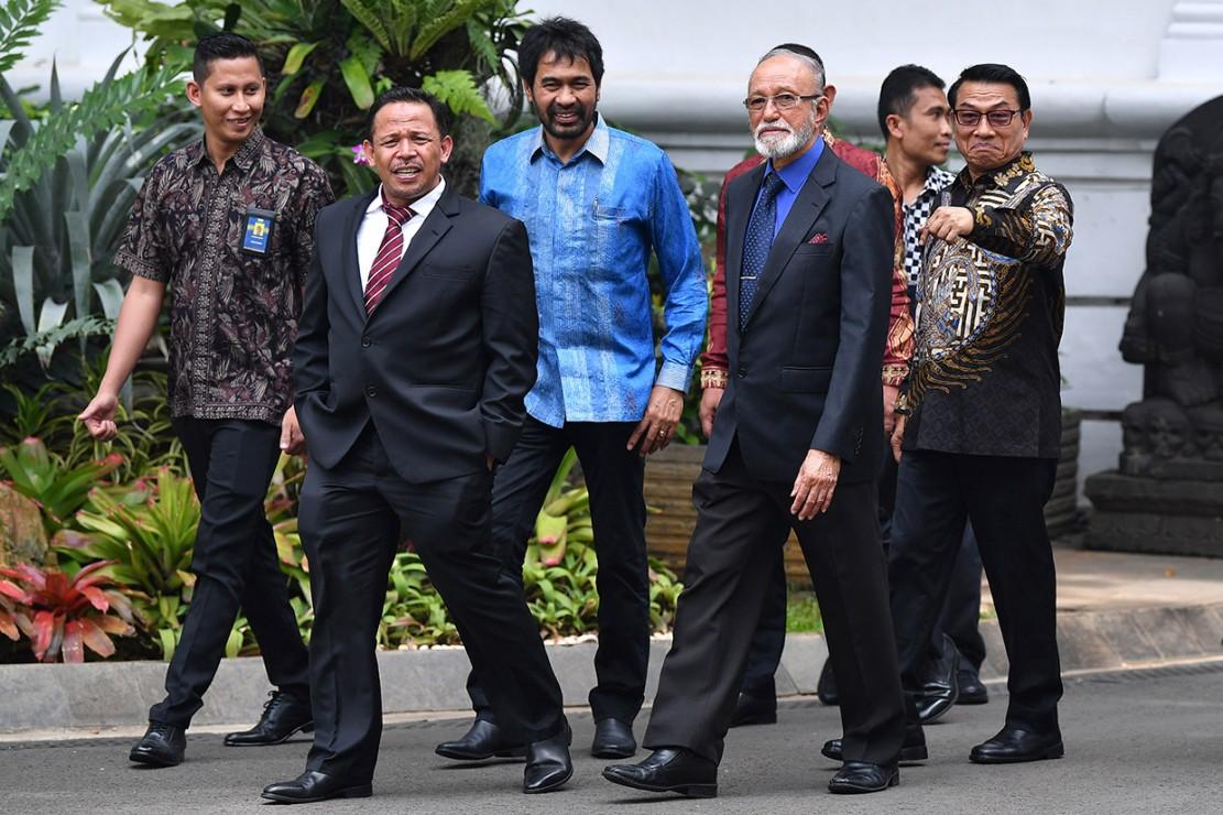 Jokowi Diharap Segera Tuntaskan MoU Helsinki