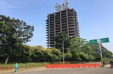 Pemkot Sosialisasikan Pembongkaran Gedung milik Panin Bank di Bintaro