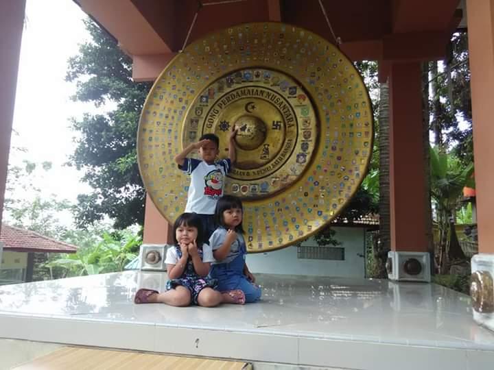 Simbol Perdamaian Dunia yang Lahir di Jepara