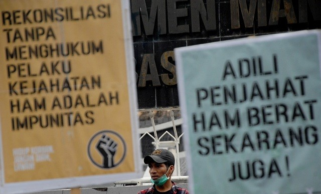 Mahfud Jamin Laporan Soal Paniai Bakal Ditindaklanjuti