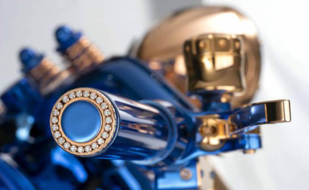Intip Spek Motor Kustom Termahal di Dunia