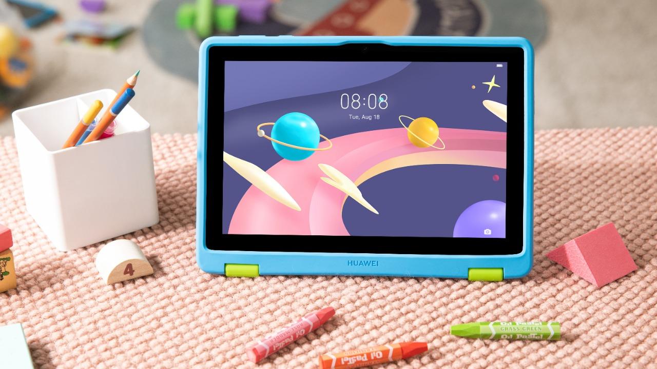 Huawei MatePad T10 Kids Edition, Tablet Khusus Anak Fitur Lengkap