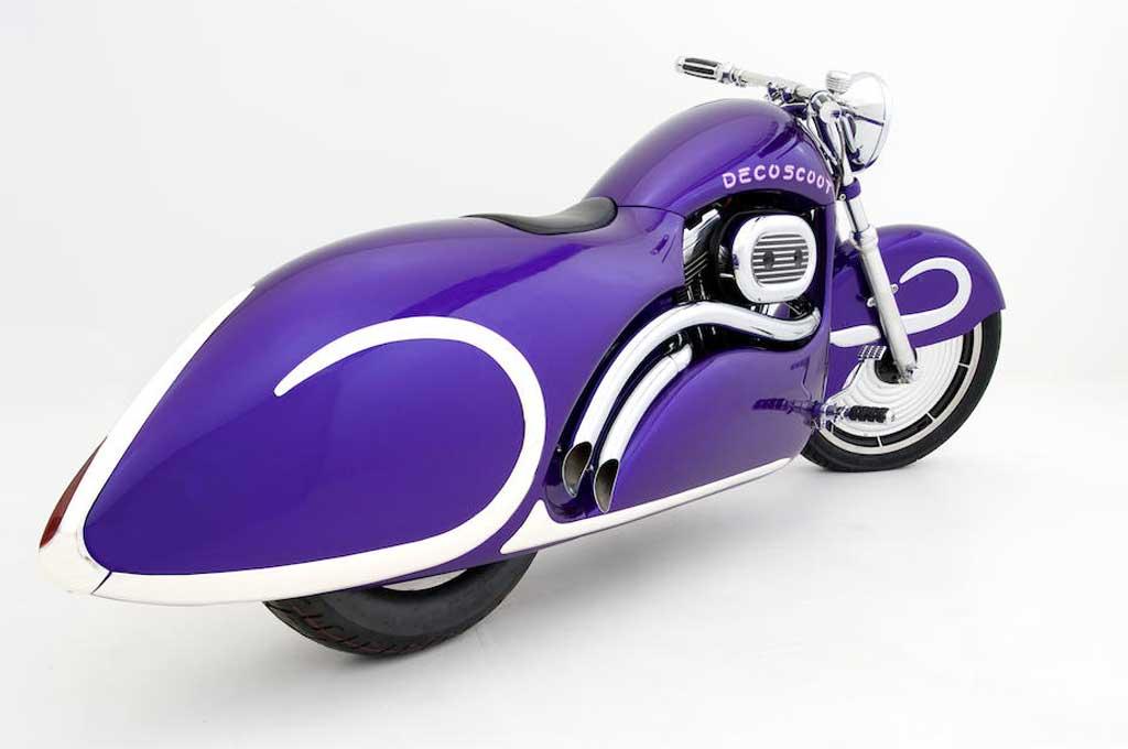 Modifikasi Keren Chevrolet Blazer dan Harley Davidson Sportster
