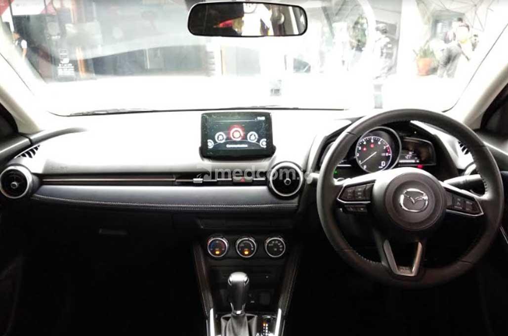 New Mazda2 Facelift Ramaikan Segmen Compact Hatchback