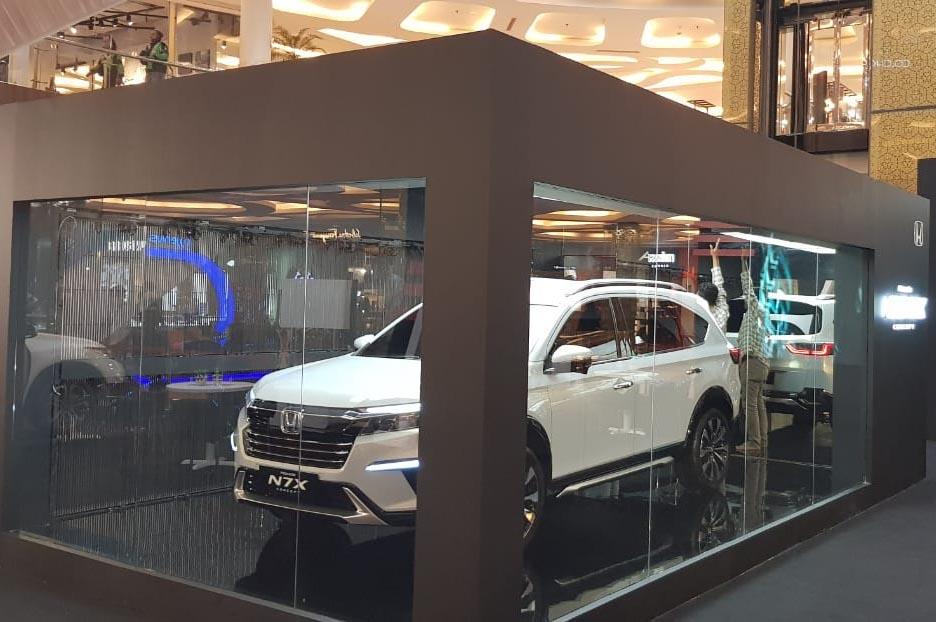 Sebelum Produksi, Honda Pilih Sosialisasi N7X Concept Ke Masyarakat