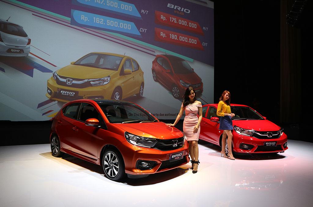 Vietnam Jadi Sasaran Ekspor All New Honda Brio