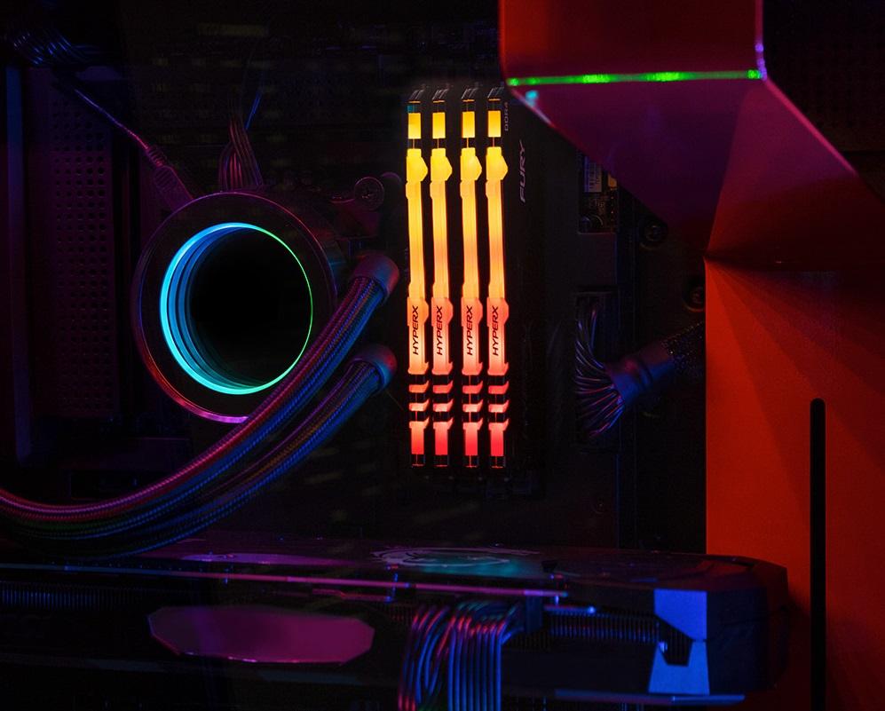 HyperX Fury RGB, Kencang dan Tampilan Menarik