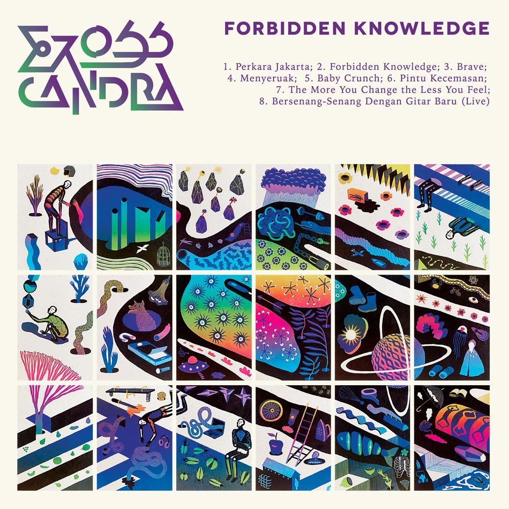 Eross Candra Rilis Album Instrumental