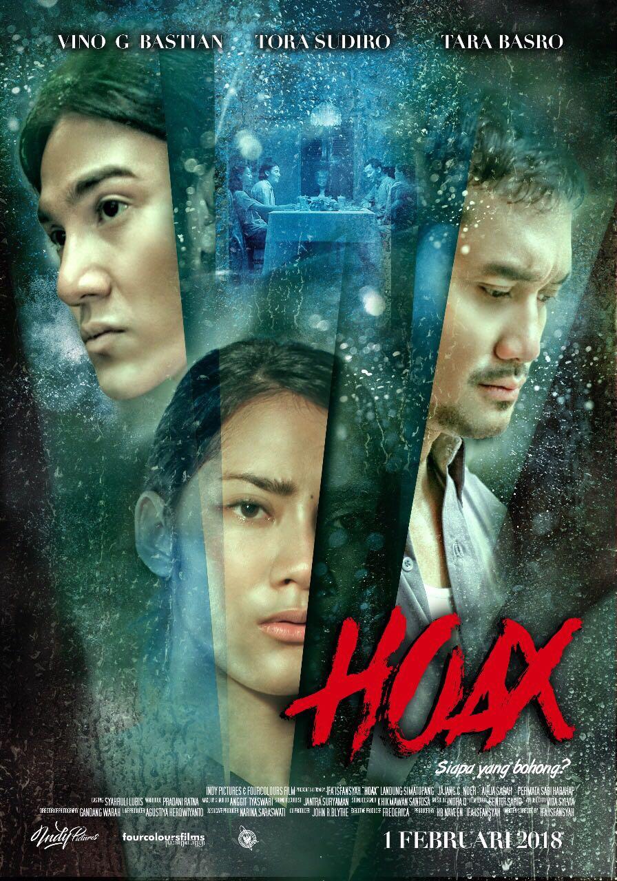 Film Hoax Sempat Membuat Tora Sudiro dan Vino G Bastian Kesulitan