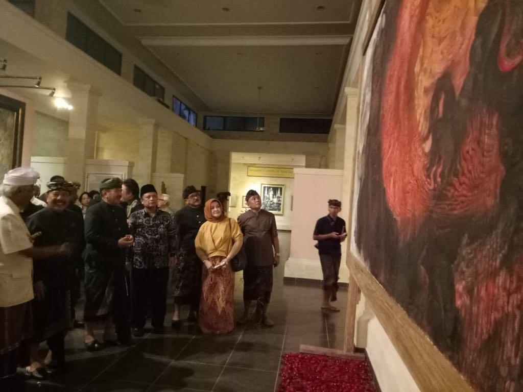 Karya Langka Seniman Bali Digelar Selama Sebulan