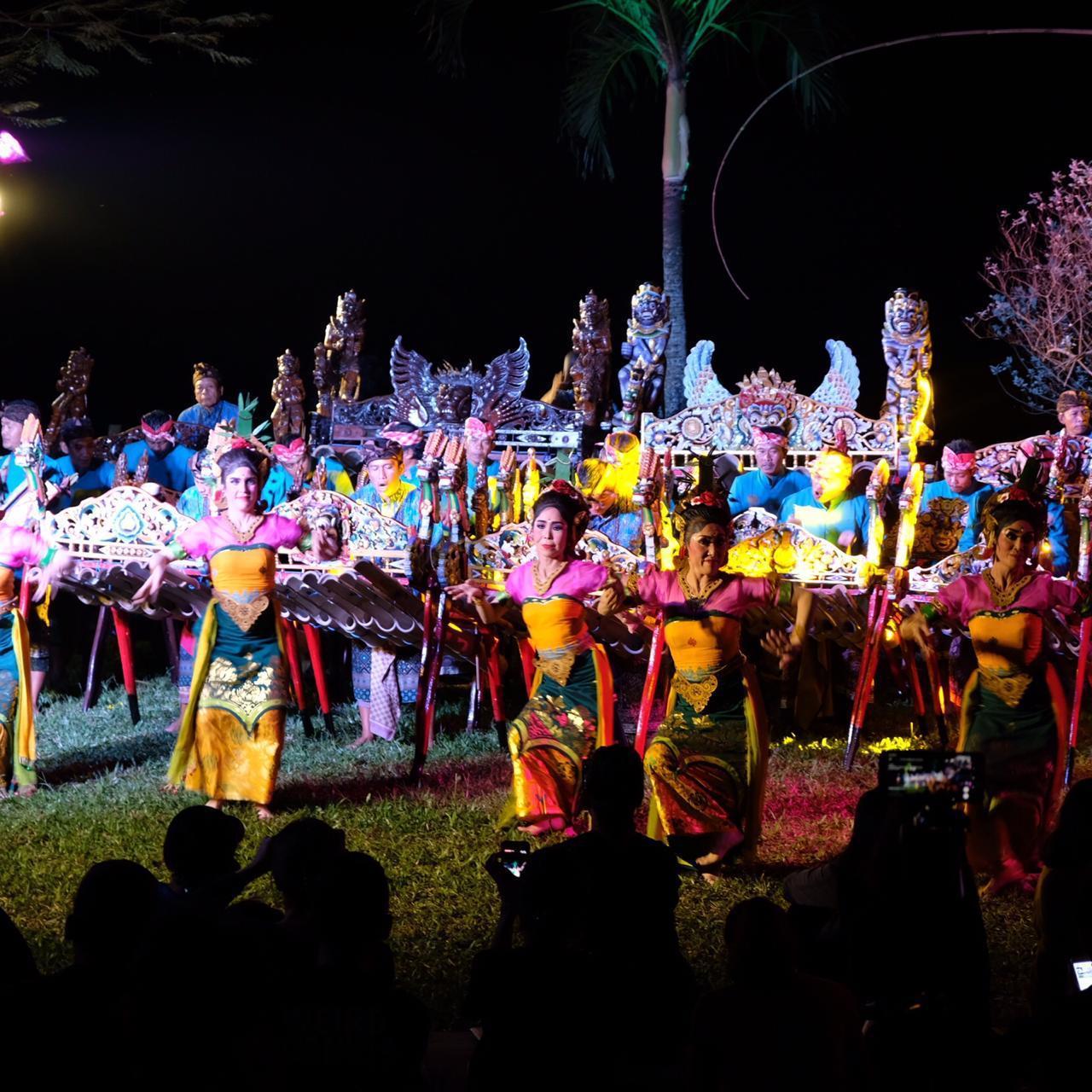 Festival Tepi Sawah Dibuka Dendangan Jawa hingga Fushion Kontemporeral