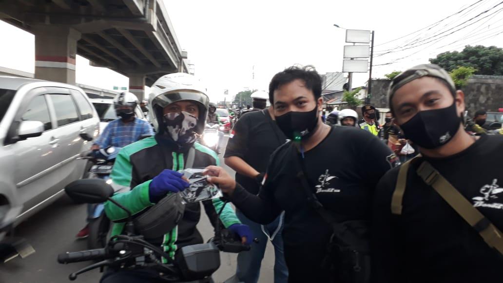 Kepedulian Karyawan & Komunitas Suzuki Terhadap Kesehatan Masyarakat