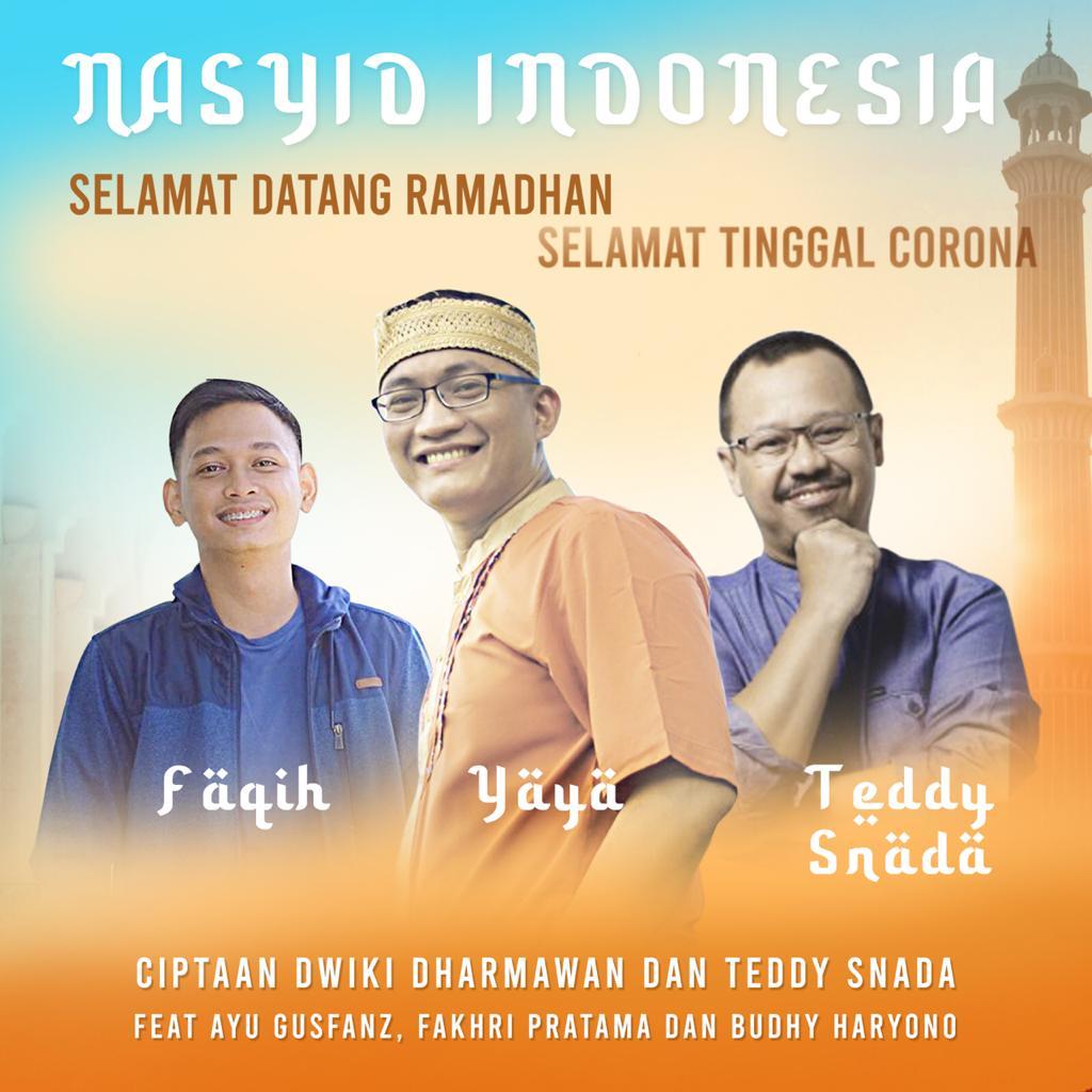 Doa Dwiki Dharmawan di Lagu 'Selamat Datang Ramadhan, Selamat Tinggal Corona'