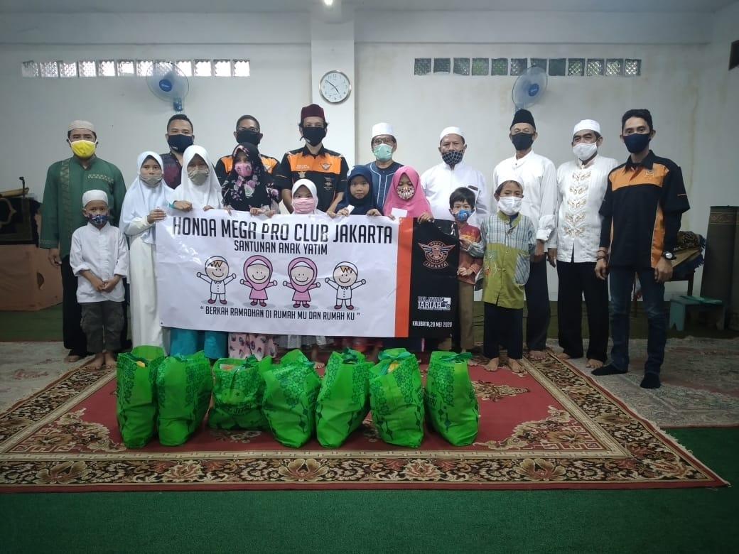 HMPC Jakarta Gotong Royong Bantu Member Terdampak Covid-19