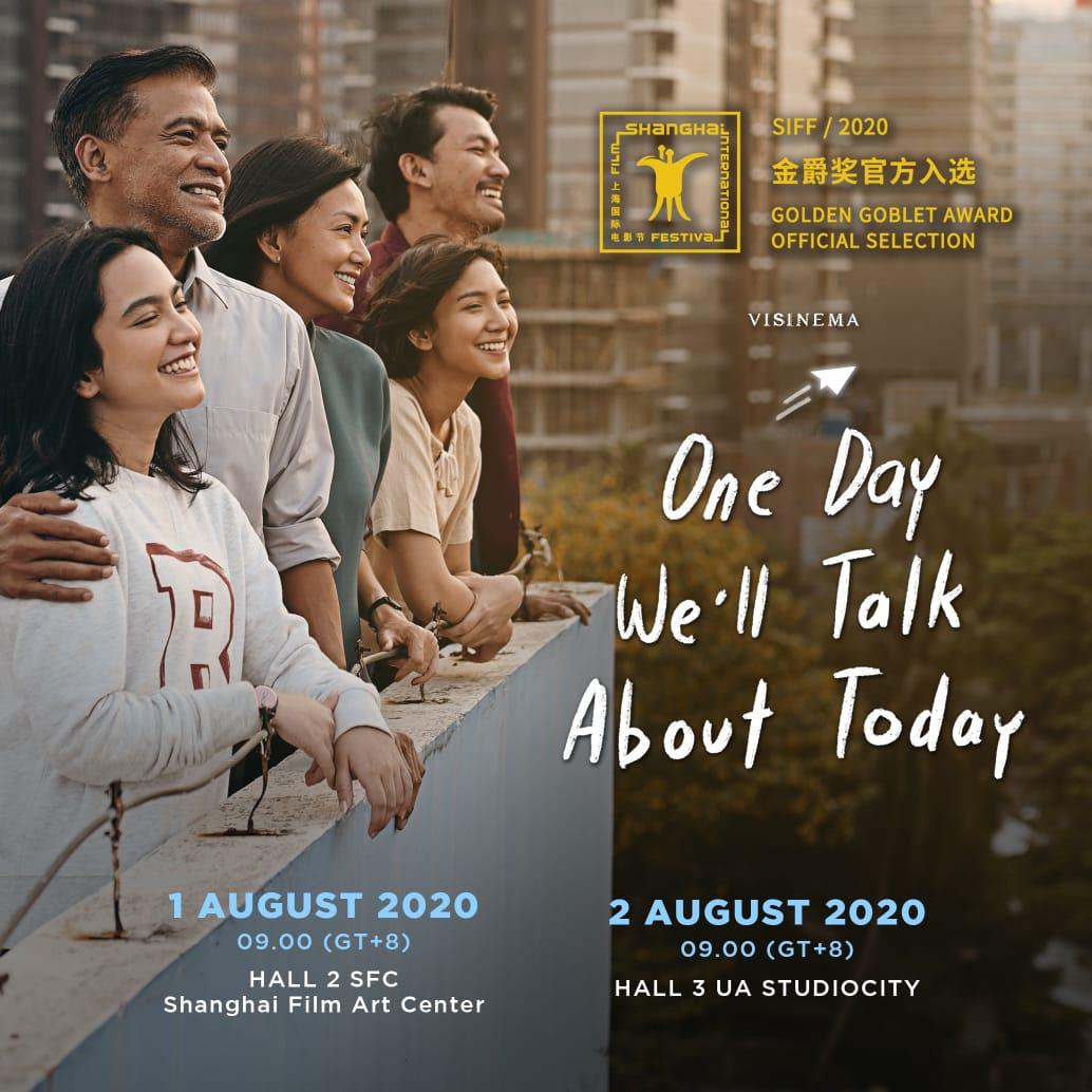 Film NKCTHI Tayang di Shanghai International Film Festival 2020